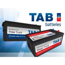 Автомобильные аккумуляторы TAB из новой линейки C-Box