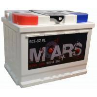 "АКБ  62Ач ""MARS"" прямая полярность"