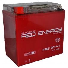 "АКБ  12V - 14 Ач ""Red Energy"" (YTX14-BS,YTX16-BS, YB16B-A)"