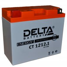 "АКБ 12V - 12 Ач ""Delta CT 1212.1"" (YT12B-BS)"
