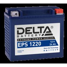 "АКБ  12V - 24 Ач ""Delta EPS"" (YTX24HL-BS)"