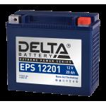 "АКБ  12V - 20 Ач ""Delta EPS"" (YTX20HL-BS, YTX20L-BS)"