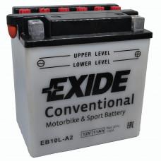 "АКБ  12V -10 А/ч ""EXIDE"" EB10L-A2"