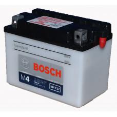 """АКБ  12V -  4 Ач """"BOSCH MOBA"""" (504 011 002 A504 FP)"""