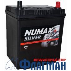 "АКБ  42Ач ""Numax Silver"" 46B19FL обратная полярность"