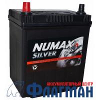 "АКБ  42Ач ""Numax Silver"" 46B19FR прямая полярность"