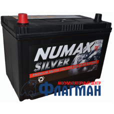 "АКБ 105Ач ""Numax Silver"" 125D31R прямая полярность"