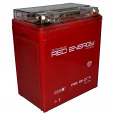 """АКБ  12V -  7 Ач """"Red Energy"""" (YTX7L-BS)"""