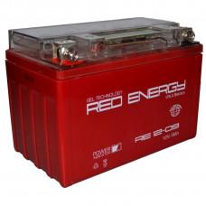 """АКБ  12V -  9 Ач """"Red Energy"""" (YTX9-BS)"""