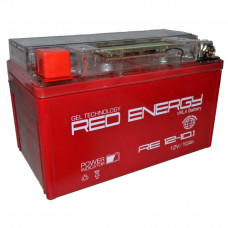 "АКБ  12V - 10 Ач ""Red Energy"" (YTZ10S)"