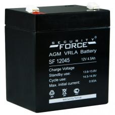 "АКБ  12V -  4.5 Ач ""Security Force"" (SF 12045)"