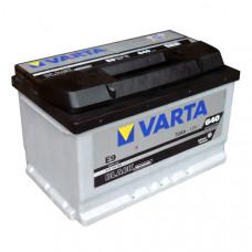 """АКБ  70 """"VARTA"""" Black Dynamic обратная полярность (низкий)"""