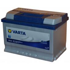 """АКБ  74 """"VARTA"""" Blue Dynamic прямая полярность"""