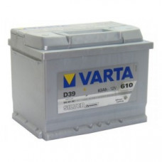 "АКБ  63 ""VARTA"" Silver Dynamic обратная полярность"