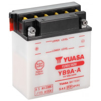 "АКБ  12V -9 А/ч ""Yuasa"" YB9A-A"