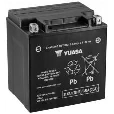 """АКБ  12V -30 А/ч """"Yuasa"""" YIX30L-BS"""