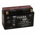 "АКБ  12V -6,5 А/ч ""Yuasa"" YT7B-BS"