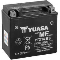 """АКБ  12V -12 А/ч """"Yuasa"""" YTX14-BS"""