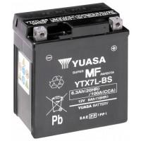 "АКБ  12V -6 А/ч ""Yuasa"" YTX7L-BS"