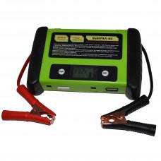 Зарядное устройство Вымпел-37 (автомат. 0-20А, 14.1/14.8/16В ЖК индик.)(НПП Орион)