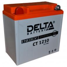 """АКБ 12V - 10 Ач """"Delta CT 1210"""" (YB9A-A, YB9-B)"""