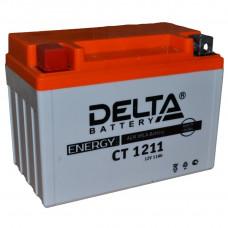 """АКБ 12V - 11 Ач """"Delta CT 1211"""" (YTZ12S, YTZ14S)"""
