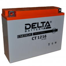 "АКБ 12V - 16 Ач ""Delta CT 1216"" (YB16AL-A2)"